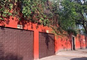 Foto de casa en renta en  , san angel inn, álvaro obregón, df / cdmx, 17849686 No. 01