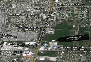 Foto de terreno habitacional en venta en san angel whi269607, san ángel, mérida, yucatán, 19696777 No. 01
