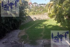 Foto de terreno habitacional en venta en  , san antón, cuernavaca, morelos, 11712118 No. 01