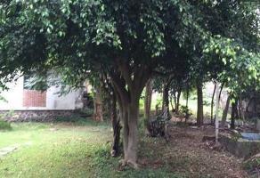Foto de terreno habitacional en venta en  , san antón, cuernavaca, morelos, 7014059 No. 01