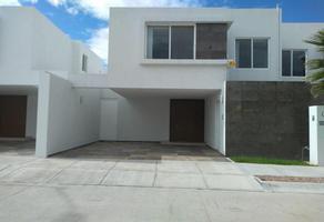 Foto de casa en renta en san antonio 5, residencial jesús maría, jesús maría, aguascalientes, 8597178 No. 01