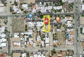 Foto de terreno habitacional en venta en san antonio , bella vista, la paz, baja california sur, 12011770 No. 01
