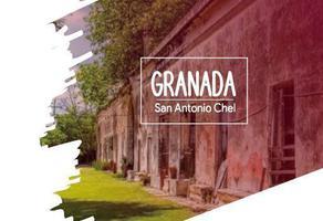 Foto de terreno habitacional en venta en  , san antonio chel, hunucmá, yucatán, 18285021 No. 01