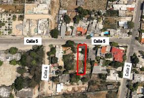 Foto de terreno habitacional en venta en  , san antonio cinta iii, mérida, yucatán, 0 No. 01