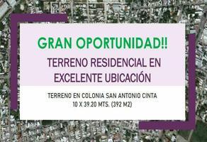 Foto de terreno habitacional en venta en  , san antonio cinta iii, mérida, yucatán, 20615479 No. 01