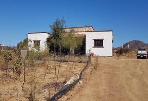 Foto de casa en venta en  , san antonio de las minas, ensenada, baja california, 14156408 No. 01