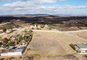 Foto de terreno habitacional en venta en  , san antonio de las minas, ensenada, baja california, 18477747 No. 01