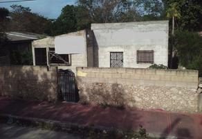 Foto de terreno habitacional en venta en  , san antonio kaua, mérida, yucatán, 13912238 No. 01