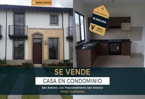 Foto de casa en venta en san antonio , san antonio, celaya, guanajuato, 0 No. 01