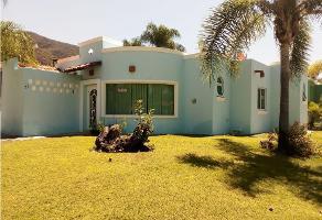 Foto de casa en renta en  , san antonio tlayacapan, chapala, jalisco, 0 No. 01