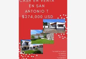 Foto de casa en venta en  , san antonio tlayacapan, chapala, jalisco, 6370166 No. 01