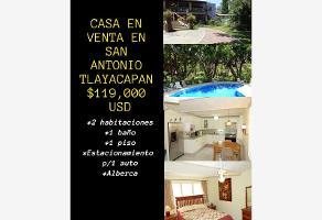Foto de casa en venta en  , san antonio tlayacapan, chapala, jalisco, 6743853 No. 01