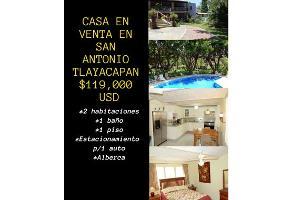 Foto de casa en venta en  , san antonio tlayacapan, chapala, jalisco, 6747345 No. 01