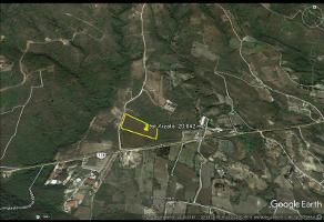 Foto de terreno habitacional en venta en  , san antonio tlayacapan, chapala, jalisco, 6859262 No. 01