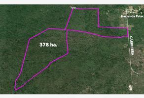 Foto de terreno habitacional en venta en san antonio tzcala , tzacala, mérida, yucatán, 0 No. 01