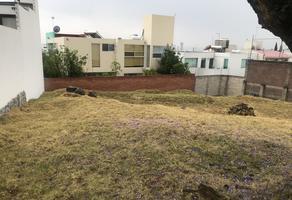 Foto de terreno habitacional en venta en  , san bernardino la trinidad, san andrés cholula, puebla, 18325195 No. 01