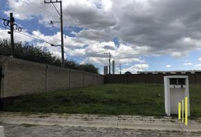 Foto de terreno habitacional en venta en  , san bernardino la trinidad, san andrés cholula, puebla, 8453071 No. 01