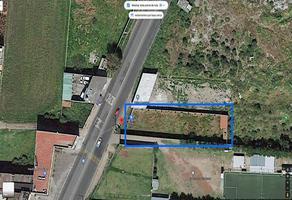 Foto de terreno habitacional en venta en  , san buenaventura, toluca, méxico, 18809974 No. 01