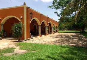 Foto de rancho en venta en  , san carlos umán, umán, yucatán, 11403640 No. 01