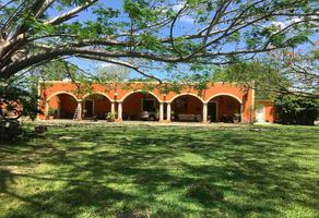 Foto de rancho en venta en  , san carlos umán, umán, yucatán, 18681796 No. 01