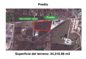 Foto de terreno habitacional en venta en  , san carlos umán, umán, yucatán, 0 No. 01