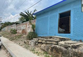 Foto de terreno habitacional en venta en san cristobal , ampliación terán, tuxtla gutiérrez, chiapas, 0 No. 01