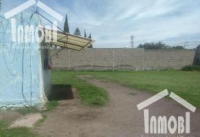 Foto de terreno habitacional en venta en  , san cristóbal centro, ecatepec de morelos, méxico, 10612523 No. 01