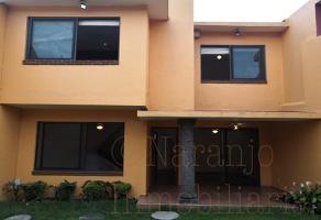 Foto de casa en renta en san diego , extensión vista hermosa, cuernavaca, morelos, 0 No. 01