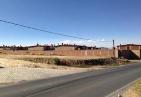 Foto de terreno habitacional en venta en san felipe tlalmimilolpan, 50250 , rancho de maya, toluca, méxico, 15689219 No. 01