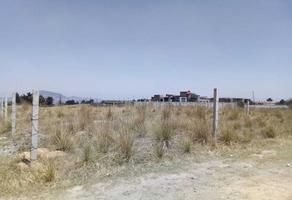 Foto de terreno habitacional en venta en  , san felipe tlalmimilolpan, toluca, méxico, 12844532 No. 01