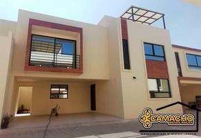 Foto de casa en venta en  , san francisco cuapan, san pedro cholula, puebla, 13764534 No. 01