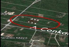 Foto de terreno habitacional en venta en  , san francisco de asís, conkal, yucatán, 13772930 No. 01