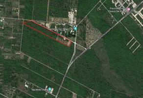 Foto de terreno habitacional en venta en  , san francisco de asís, conkal, yucatán, 14019850 No. 01