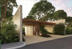 Foto de terreno habitacional en venta en  , san francisco de asís, conkal, yucatán, 14260734 No. 01