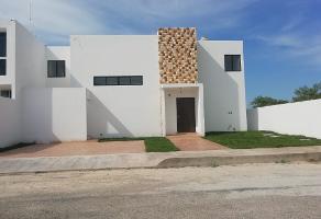 Foto de casa en venta en  , san francisco de asís, conkal, yucatán, 0 No. 01