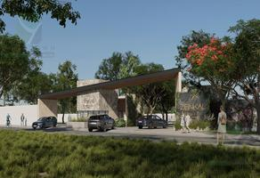 Foto de terreno habitacional en venta en  , san francisco de asís, conkal, yucatán, 18924867 No. 01