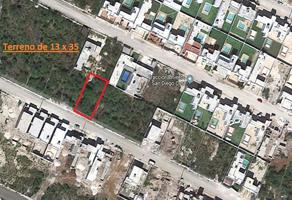 Foto de terreno habitacional en venta en  , san francisco de asís, conkal, yucatán, 0 No. 01