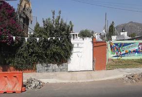 Foto de terreno habitacional en venta en  , san francisco tlaltenco, tláhuac, df / cdmx, 18058169 No. 01