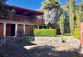 Foto de casa en venta en  , san francisco zentlalpan, amecameca, méxico, 11539487 No. 01