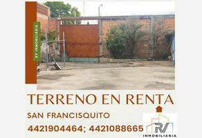 Foto de terreno comercial en renta en san francisquito , san francisquito, querétaro, querétaro, 0 No. 01