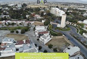 Foto de terreno habitacional en venta en san gabriel 254, el mayorazgo, león, guanajuato, 19403688 No. 01