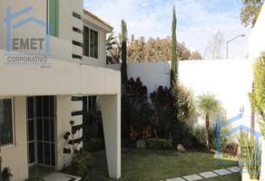 Foto de casa en venta en  , san gaspar, jiutepec, morelos, 14824750 No. 01