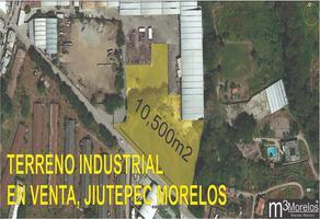 Foto de terreno industrial en venta en  , san gaspar, jiutepec, morelos, 16910128 No. 01