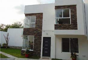 Foto de casa en venta en  , san gaspar, jiutepec, morelos, 9484297 No. 01