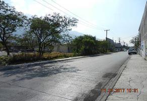 Foto de terreno habitacional en venta en  , san humberto, santa catarina, nuevo león, 11179400 No. 01