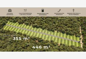 Foto de terreno comercial en venta en san ignasio 34, las palmas, progreso, yucatán, 0 No. 01
