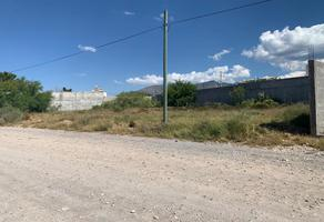 Foto de terreno habitacional en venta en  , san isidro de las palomas, arteaga, coahuila de zaragoza, 18948586 No. 01