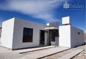 Foto de casa en venta en  , san isidro, durango, durango, 6471414 No. 01