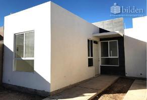 Foto de casa en venta en  , san isidro, durango, durango, 6530453 No. 01