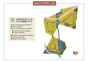 Foto de terreno habitacional en venta en san isidro juriquilla , juriquilla, querétaro, querétaro, 0 No. 01
